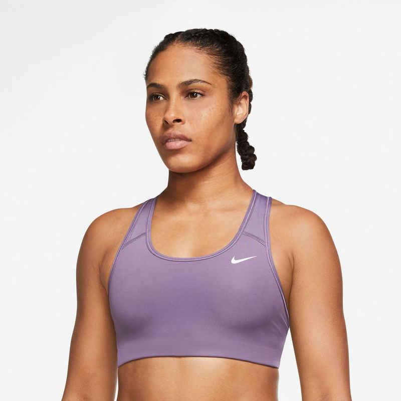 Nike Sport-BH »DRI-FIT SWOOSH WOMENS MEDIUM-SUPPORT«