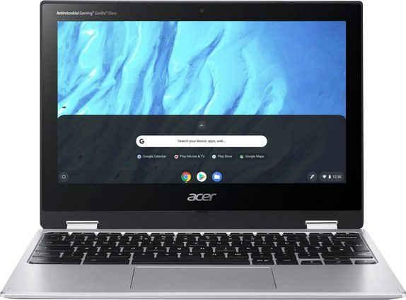 Acer Chromebook Spin 311 Chromebook (29,46 cm/11,6 Zoll, MediaTek ARM Cortex A73/A53 (MT8183)