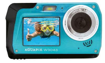 Easypix »Aquapix W3048 Edge iceblue« Outdoor-Kamera
