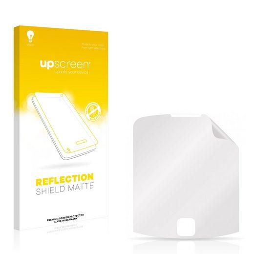 upscreen Schutzfolie »für RIM BlackBerry Curve 9300 3G«, Folie Schutzfolie matt entspiegelt