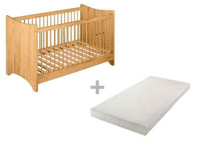 BioKinder - Das gesunde Kinderzimmer Babybett »Emma«, 70x140 cm