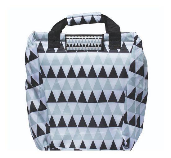 Zapato Einkaufskorb, XXL Einkaufswagentasche KLICK System Kühltasche Einkaufstasche Shopper Tasche
