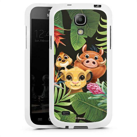 DeinDesign Handyhülle »Simbas Friends« Samsung Galaxy S4 mini, Hülle Disney Simba Timon und Pumbaa