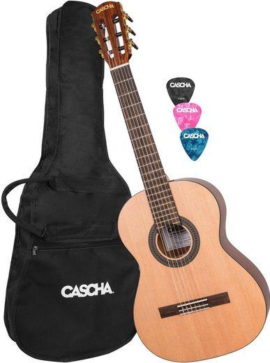 Cascha Konzertgitarre »Stage Series« 3/4