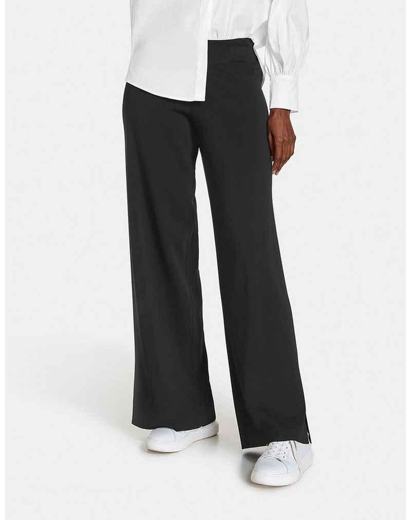 GERRY WEBER Jerseyhose »Hose aus Jersey« (1-tlg)