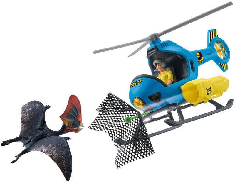 Schleich® Spielwelt »Dinosaurs, Angriff aus der Luft (41468)«, Made in Europe