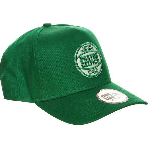 New Era Snapback Cap »Nba Boston Celtics Felt Patch«