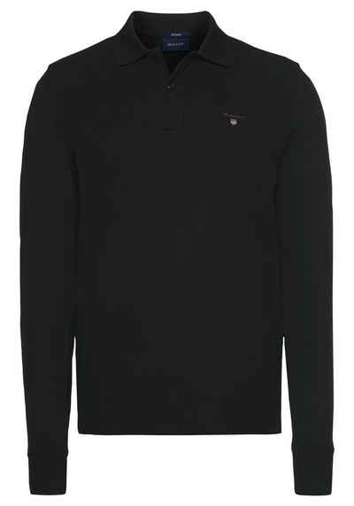 Gant Langarm-Poloshirt »THE ORIGINAL PIQUE RUGGER«