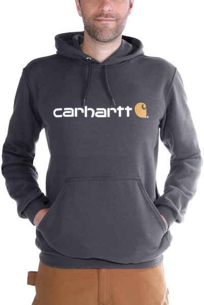Carhartt Kapuzensweatshirt »SIGNATURE« Herren-Hoodie mit Loose Fit