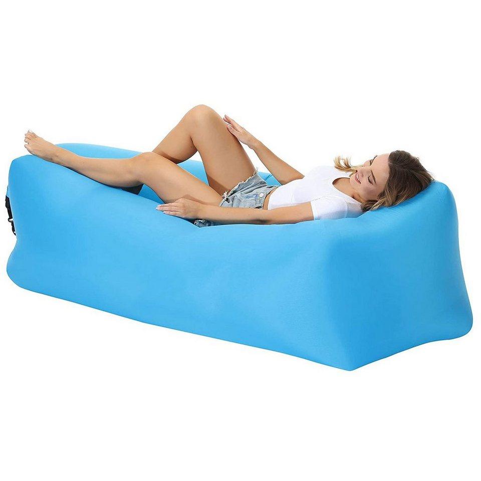 IVSO Luftsofa »Luft Sofa Couch, wasserdichtes aufblasbares Sofa, Reisen, Camping, Meer, Strand
