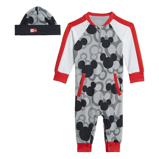 adidas Performance Trainingsanzug »Disney Mickey Mouse Einteiler«