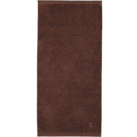 Möve Handtücher »Superwuschel«, ab 30x50 eingesticktes Möve-Logo
