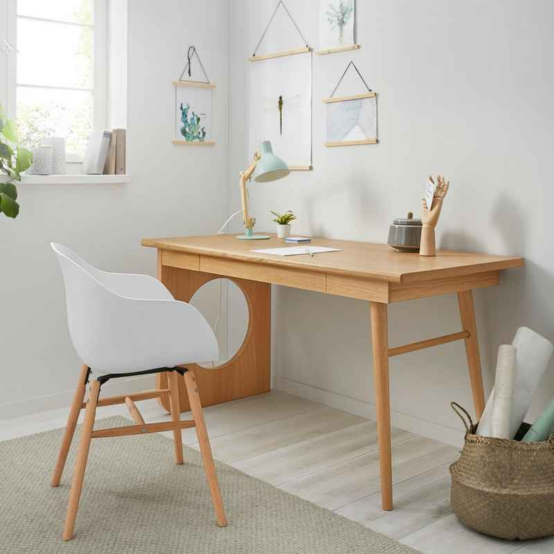 Stylisches Home office
