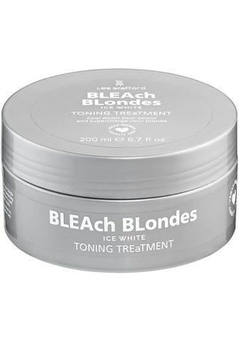 Lee Stafford Haarmaske »Bleach Blonde Ice White Ton...