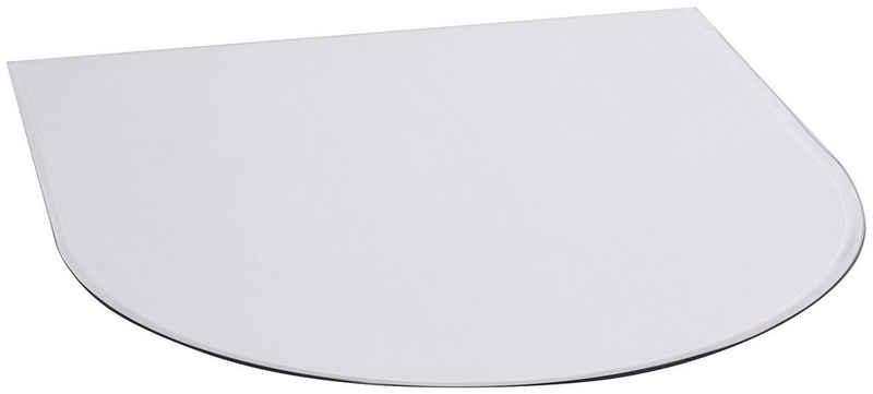 Firefix Bodenschutzplatte, BxL: 85x110 cm, 8 mm, Rundbogen