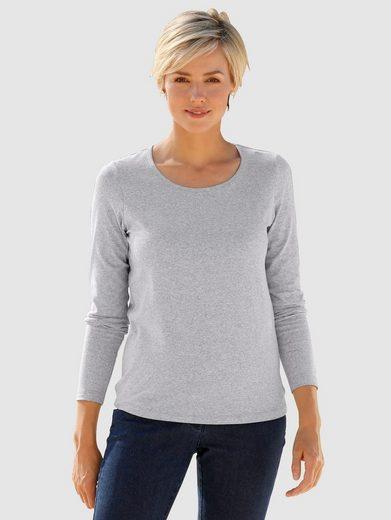 Dress In Shirt mit hohem Baumwollanteil