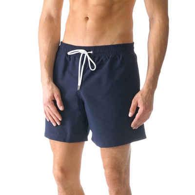 Mey Shorts »Swimwear«, Badeshorts - Dehnbarer Bund mit Kordelzug, Mit Innenhose, Lichtechtheit, Chlorechtheit, Schweißechtheit und Meerwasserresistenz