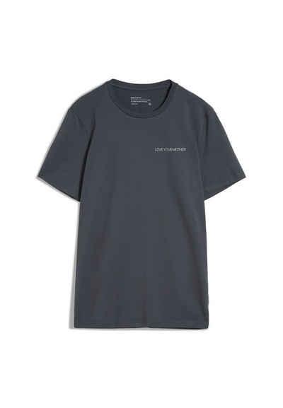 Armedangels Print-Shirt »JAAMES STATEMENT Herren T-Shirt aus Bio-Baumwolle« (1-tlg)