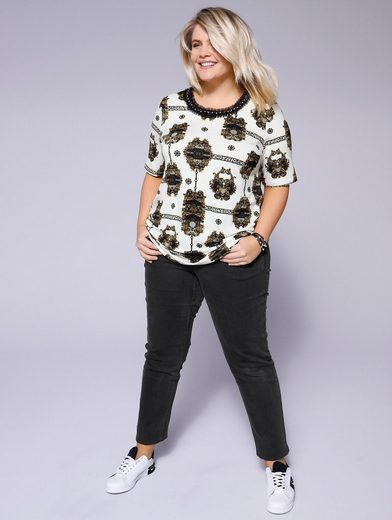 Angel of Style by Happy Size Jeans Carla Slim Fit