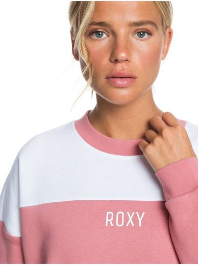 Roxy Sweatshirt  For The First Time