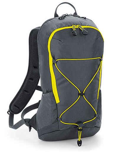 Quadra Trinkrucksack »Sportrucksack mit Trinkblase Wanderrucksack«, Wasserdichter Stoff