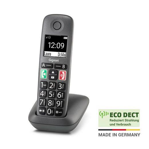 Gigaset »Gigaset Easy HX« Schnurloses DECT-Telefon