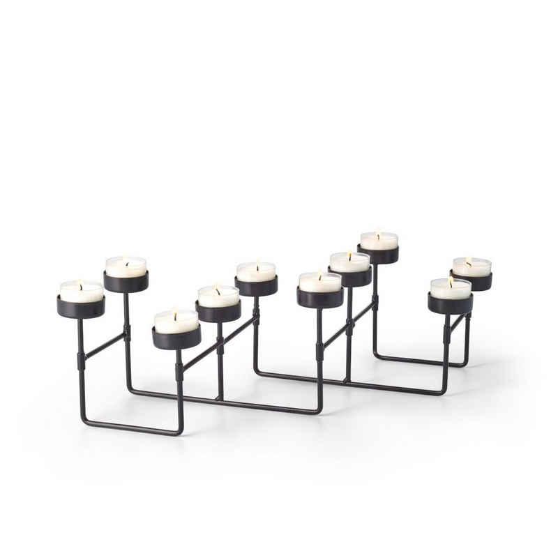 PHILIPPI Teelichthalter »Teelichthalter ausziehbar LAB«, Länge ausziehbar bis 60 cm