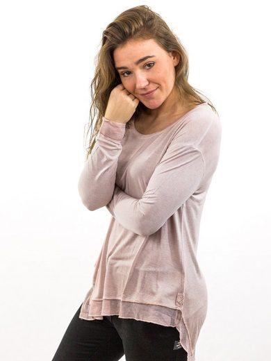 DAILY´S Langarmshirt »Hayley: Damen Longsleeve aus Viskose«