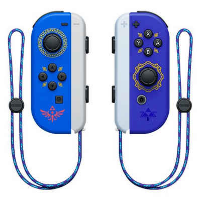 Nintendo Switch »Joy-Con 2er-Set« Wireless-Controller (Zelda: Skyward Sword Edition)