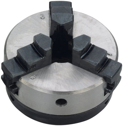 Proxxon Dreibacken-Futter »zentrisch spannend für Drechselbank DB 250«, Innen-Ø: max. 32 mm