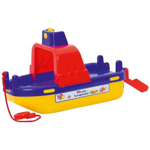 WADER QUALITY TOYS Wasserspielzeug »Fähre Lagoon«