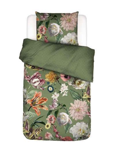 Bettwäsche »Filou«, Essenza, mit floralem Muster