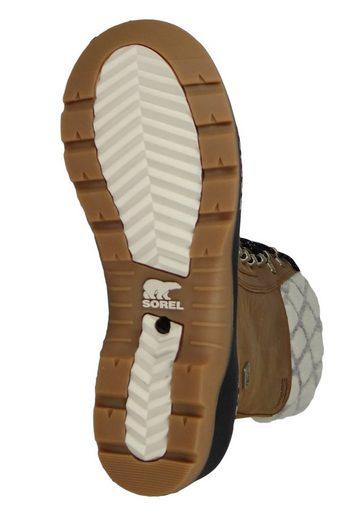 Sorel »NL2984-224 Whistler Tall Camel Brown Black« Stiefelette
