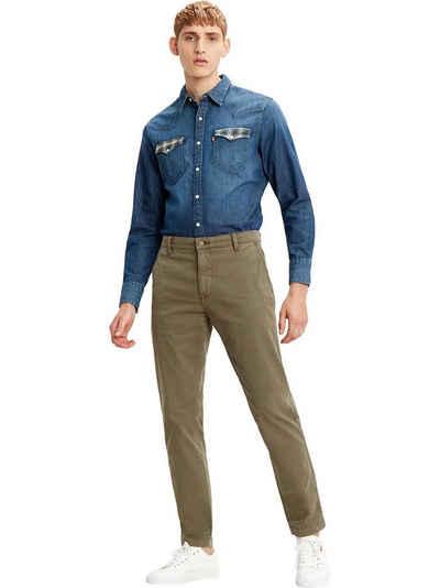 Levi's® Tapered-fit-Jeans »LEVI'S® STANDARD TAPER CHINO II« Jeanshose mit Stretch