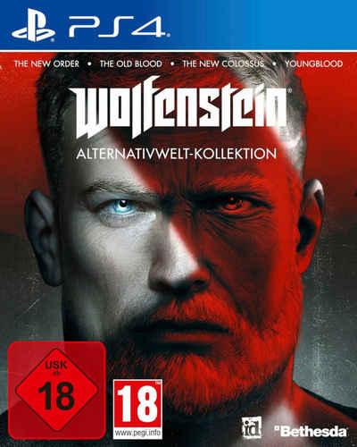 Wolfenstein: Alternativwelt-Kollektion PlayStation 4