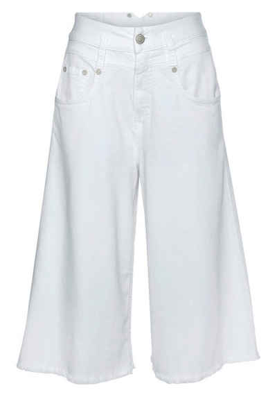 Herrlicher Mom-Jeans »PITCH MOM GAUCHO« in Hosenrock-Optik