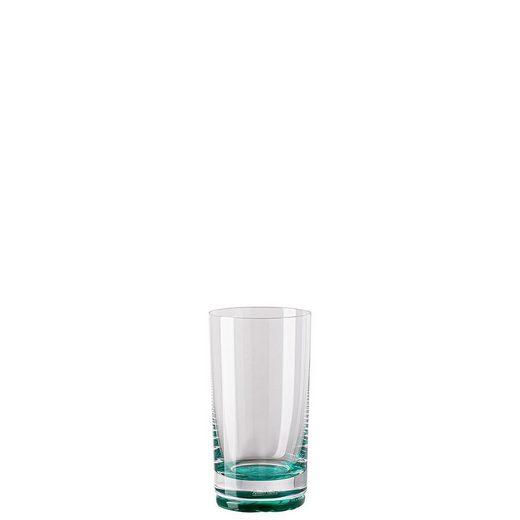 Rosenthal Glas »Mesh Aqua Becher groß«, Glas