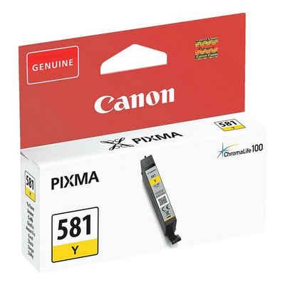 Canon »CLI-581 Y« Tintenpatrone (1-tlg)
