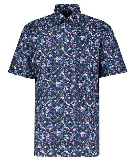 OLYMP Hemd »Herren Businesshemd Modern Fit Kurzarm«