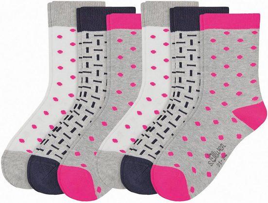 Socken »Kinder Socken 6er-Pack«