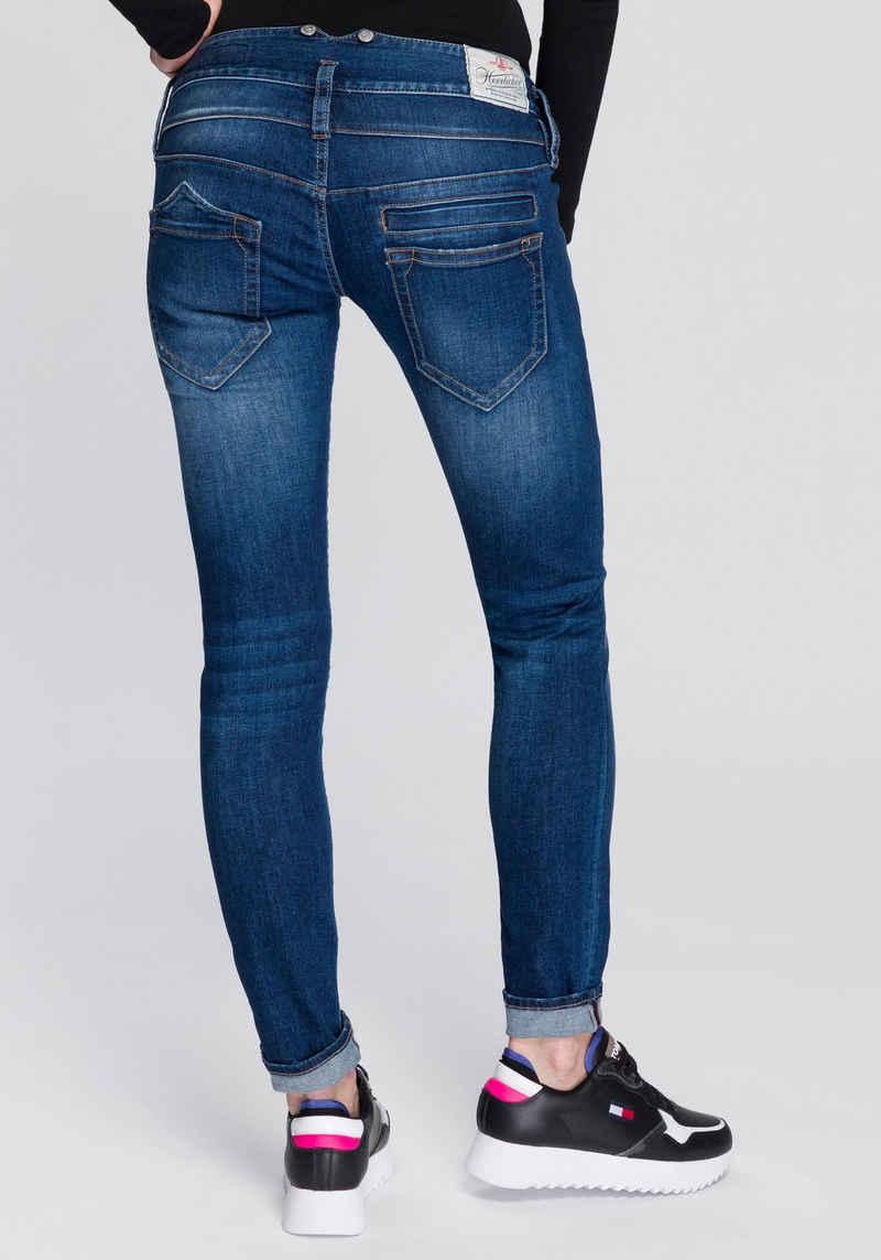 Herrlicher Slim-fit-Jeans »PITCH SLIM ORGANIC« umweltfreundlich dank Kitotex Technology