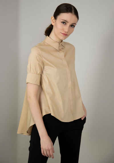 IMPERIAL Klassische Bluse »IMP-C ED4ABF« glockenförmige Form