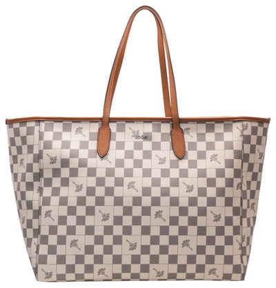 Joop! Shopper »cortina piazza carmen shopper xlhz«, mit Reißverschluss-Innentasche