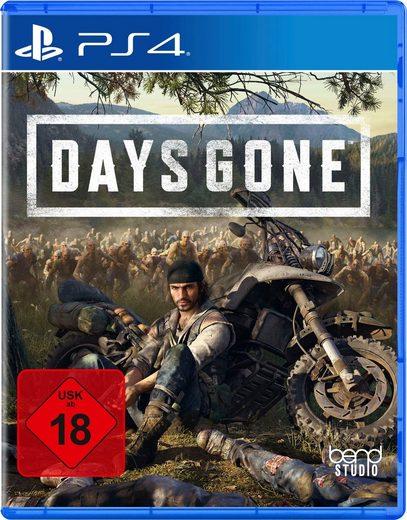 Days Gone PlayStation 4