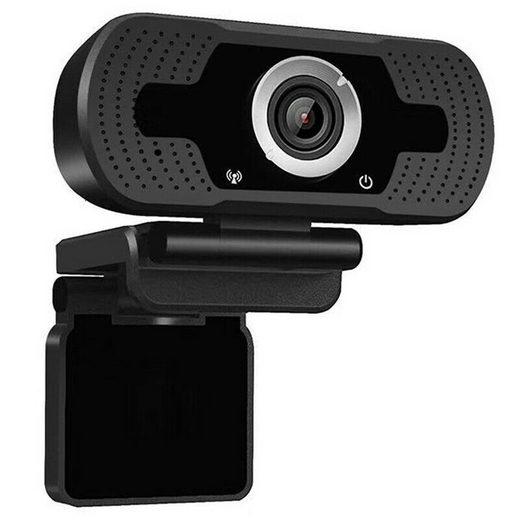 autolock »1080P Full HD Webcam Computer PC Laptop Kamera mit Mikrofon für Videokonferenz Videoanruf Videoaufnahme« Full HD-Webcam (HD, WLAN (Wi-Fi)
