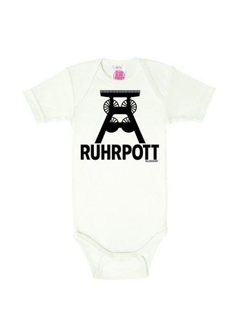 LOGOSHIRT Glaustinukė su Ruhrpott-Frontdruck
