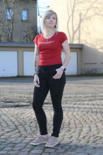 Buena Vista 5-Pocket-Jeans »Kim«