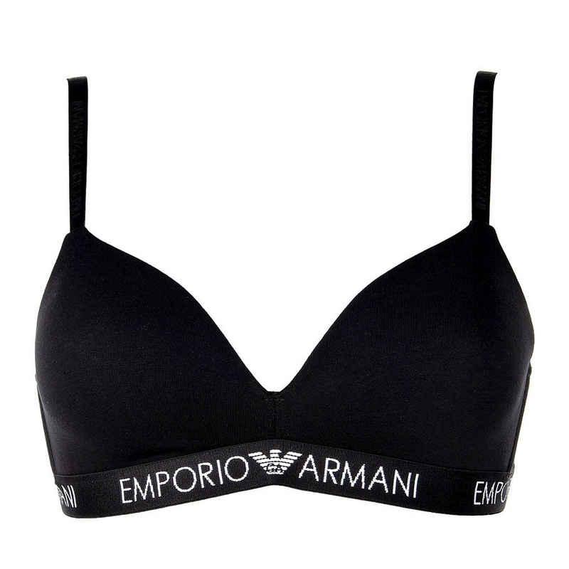 Emporio Armani Bustier »Damen Bustier - Softschale, bügellos, Triangle«