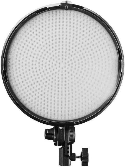 Blitzgeräte - walimex »pro LED Niova 800 Plus Round Daylight 50W 22051« Blitzgerät  - Onlineshop OTTO
