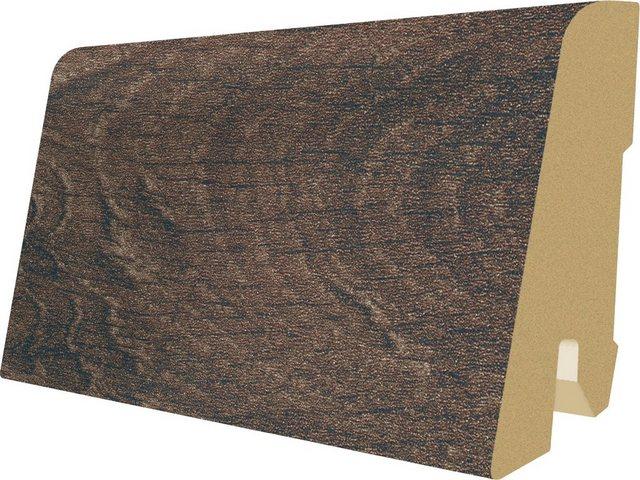 Megafloor Sockelleisten passend zum Laminat Megafloor M2 Kingsize, eiche old